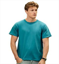 Garment Dyed Short Sleeve T-Shirts